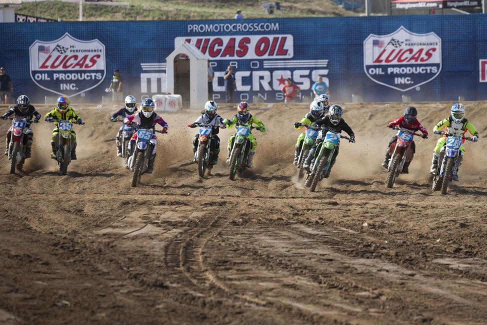 The 2016 WMX Championship will kick off at the 7th Annual RCSX on March 7 in Florida. Photo: Jordan Roberts